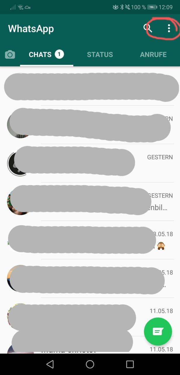 Zuletzt Online Whatsapp Sehen Obwohl Ausgeschaltet Whatsapp