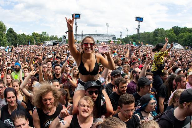 "Musikfestival ""Rock im Park"""