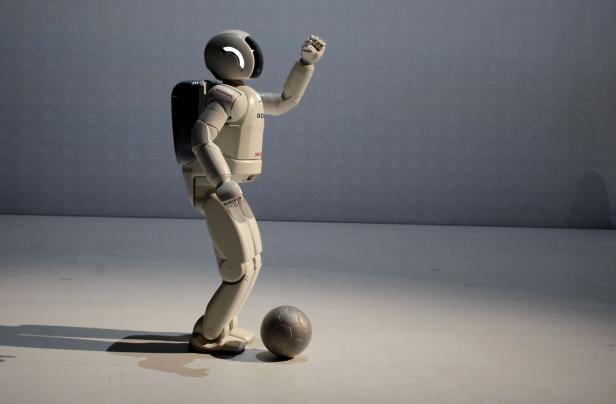 "ROBOTER ""ASIMO"" ALS STARGAST DER ARS ELECTRONICA"