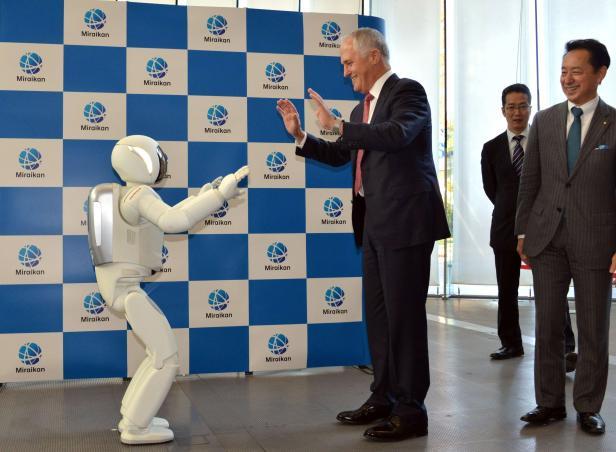 JAPAN-AUSTRALIA-DIPLOMACY