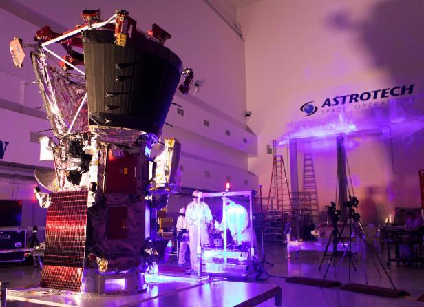 US-SPACE-SOLAR-PROBE