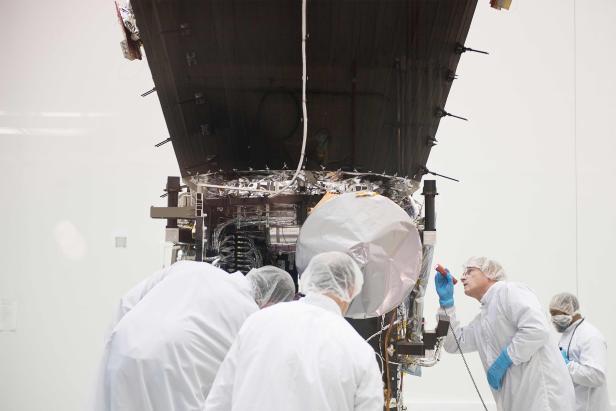 US-SPACE-SOLAR PROBE