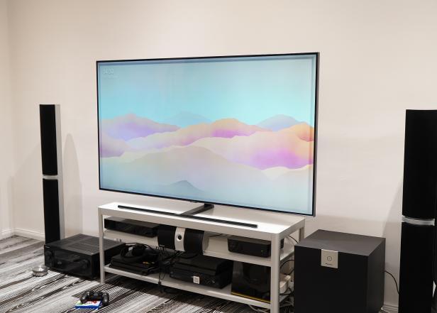 Samsung Smart Tv Q9fn Im Test Qled Schlagt Oled Futurezone At
