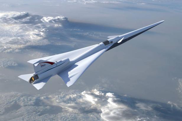 Neuer Überschall-Jet befindet sich offiziell in Produktion
