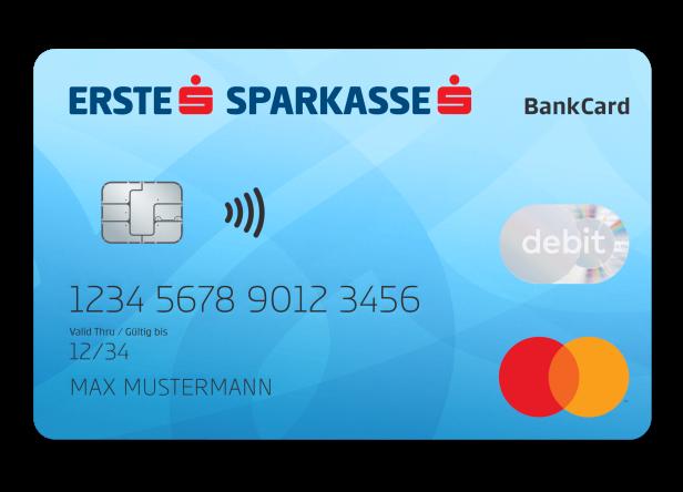Visa Karte Sicherheitscode.Aus Fur Maestro Bankomatkarte Erste Bank Bringt Neue Debit
