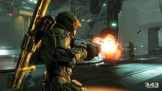 Langsames Matchmaking Halo 4