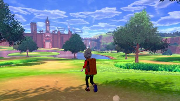 Pokemon Schwert Und Schild Angespielt Angriff Des 20 Meter Pikachus