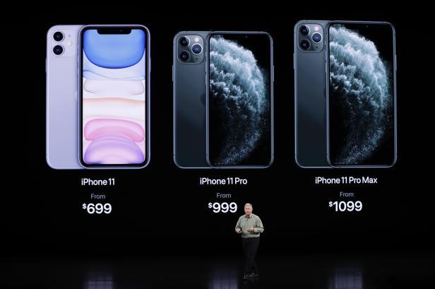 vergleich iphone 11 und xr