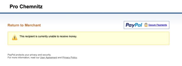 Paypal Konto Sperren