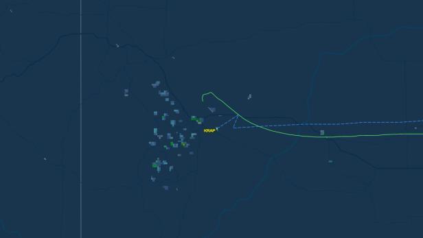 Delta Flug