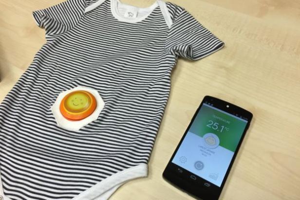 Smarter Body für Säuglinge