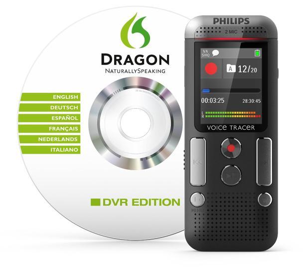 Philips Digitales Diktiergerät
