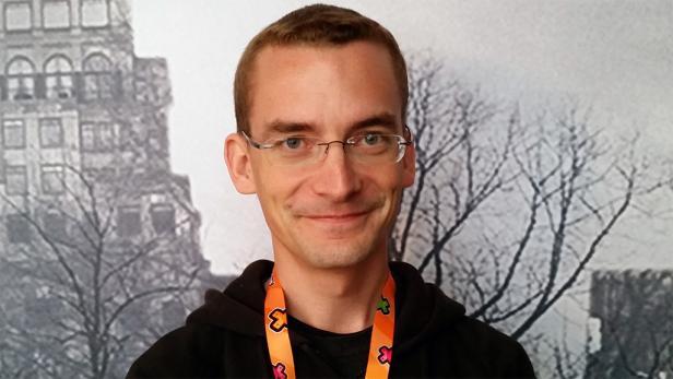Martin Hultberg, IP-Developer beim schwedischen Entwicklerstudio Massive