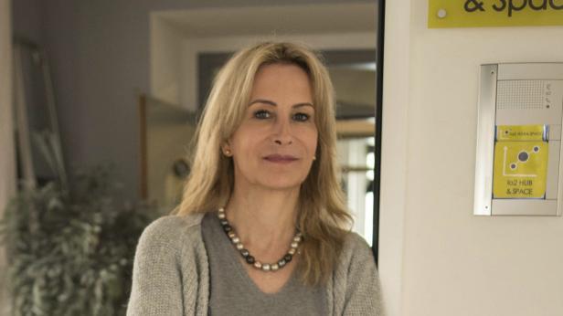 Isabelle Richard im futurezone-Interview