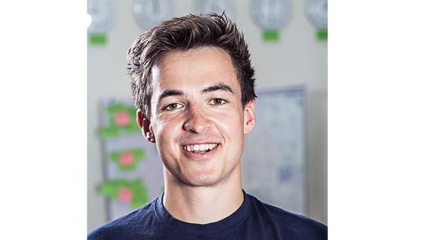 Moritz Plassnig, CEO von Codeship