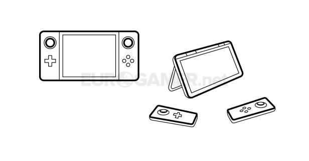 Nintendo NX Mock-up