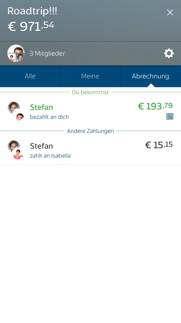 Fairsplit: User entwickeln Ausgaben-App mit Erste Bank   futurezone.at