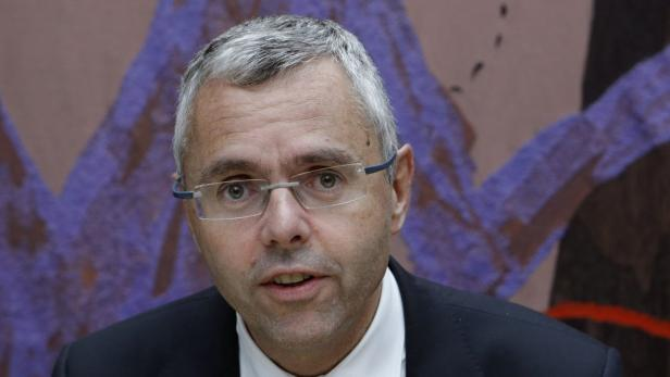 Alcatel-Lucent-CEO Michel Combes
