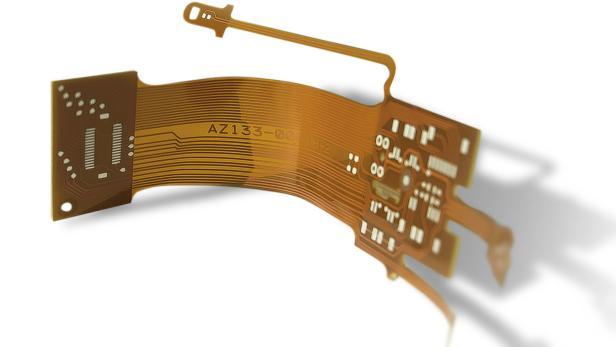 Flexible Leiterplatten können besser in kleinen Geräten untergebracht werden