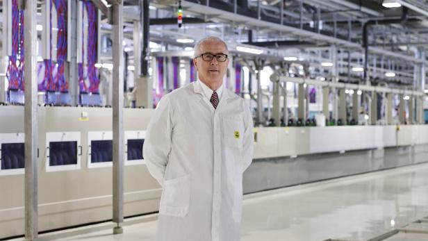 Heinz Moitzi, COO von AT&S