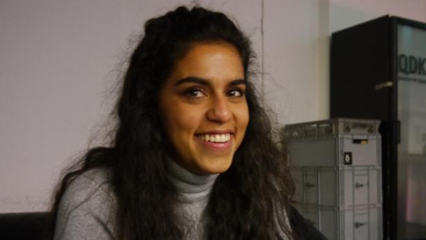 Datenjournalistin Mona Chalabi