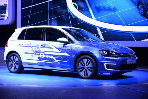 Die neuesten E-Autos vom Pariser Autosalon   futurezone.at