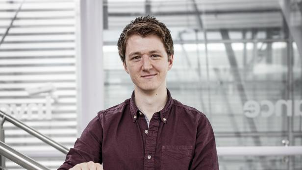 Dyson-Ingenieur Matt Kelly