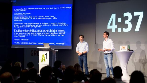 A1 und Futurezone suchen Austria's next top Start