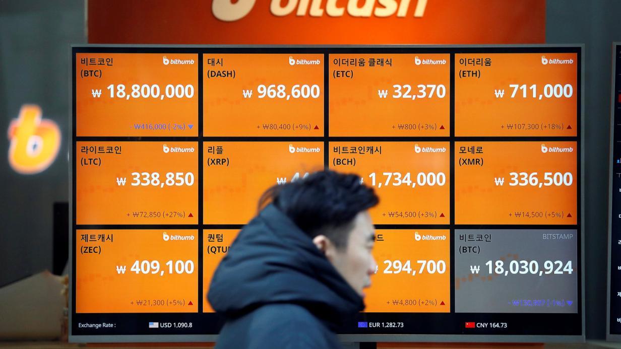 südkorea will dem handel mit kryptowährungen neue grenzen setzen die besten etf fonds weltweit