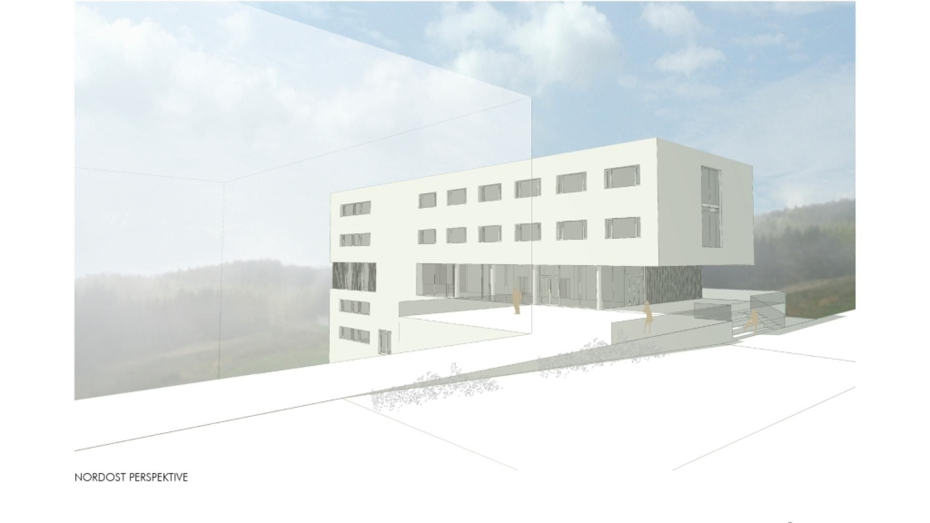 FH Hagenberg: Neues Studiengebäude eröffnet | futurezone at