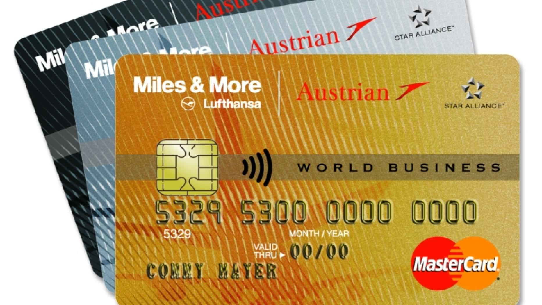 Lufthansa Miles And More Karte.Miles More Kreditkarte Bekommt Nfc Futurezone At