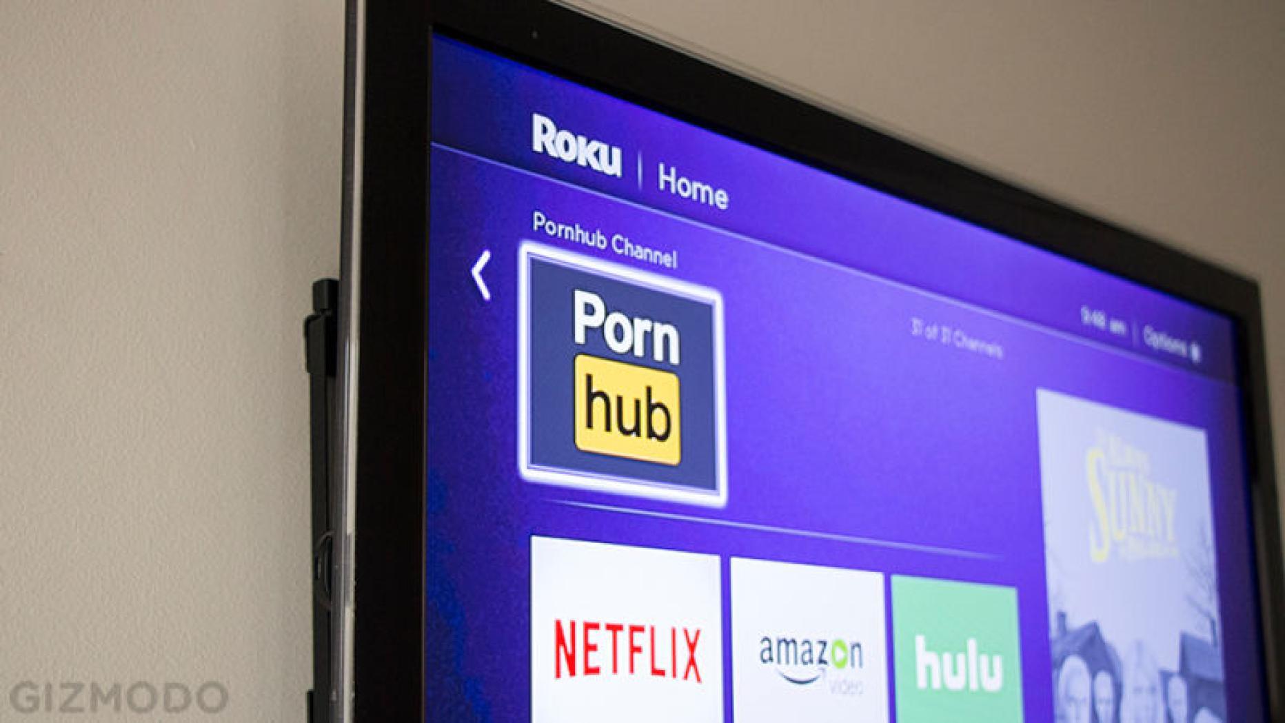 App Pornhub pornhub veröffentlicht streaming-app für fernseher