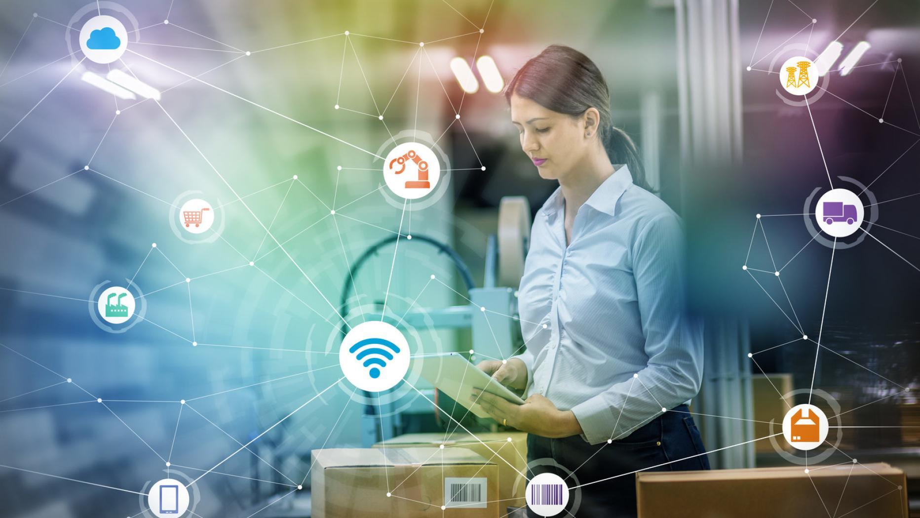 Im Jahr 2020 sind in Österreich 80 Millionen Geräte online