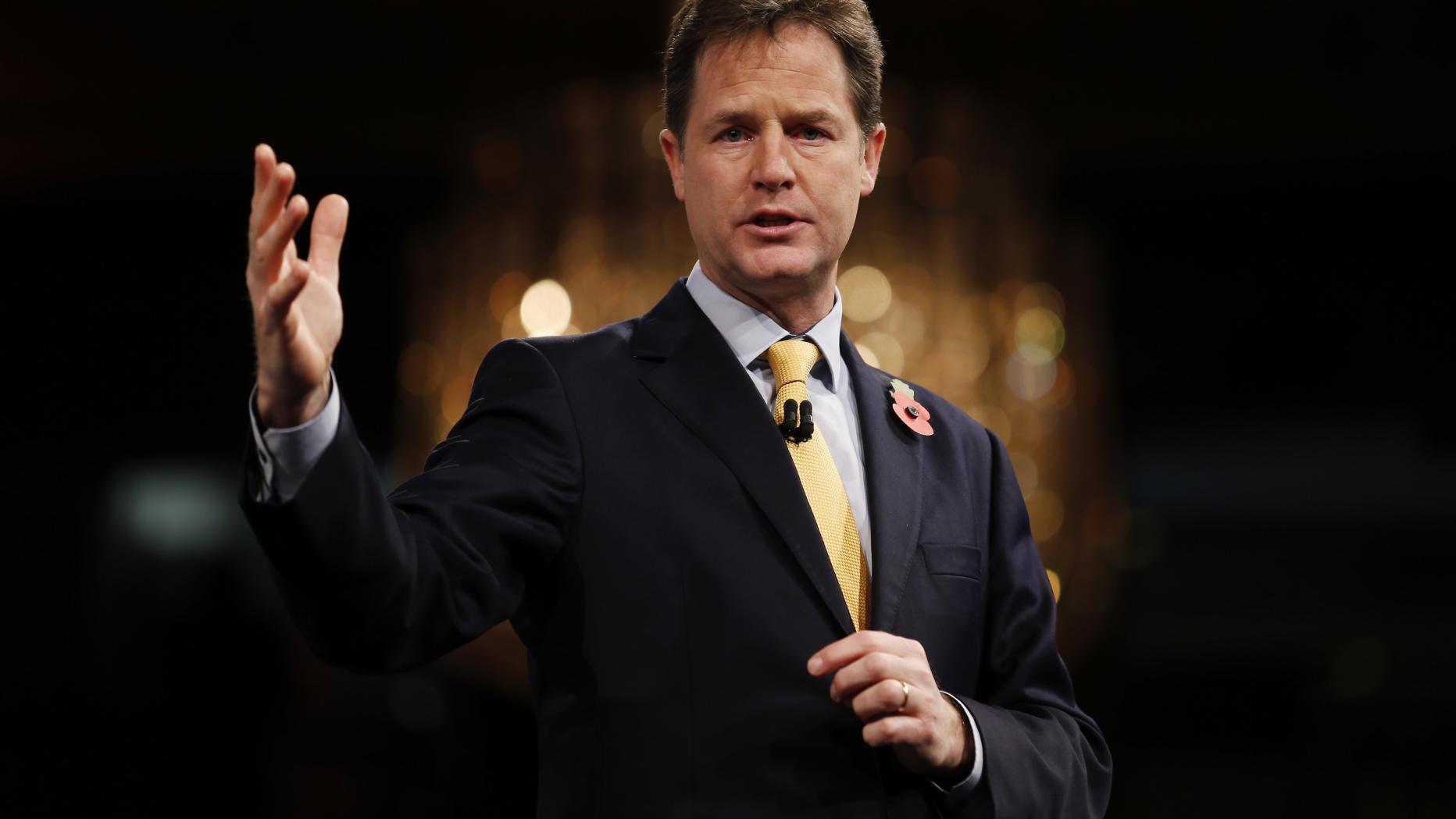 Facebook heuert britischen Ex-Politiker Clegg als PR-Chef an