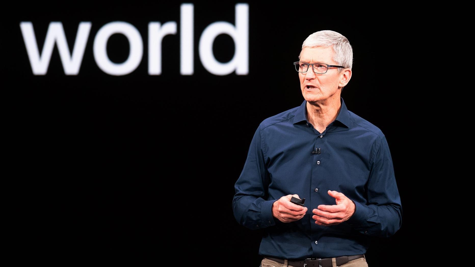 Tim Cook erwartet mehr Regulierung für die Tech-Branche