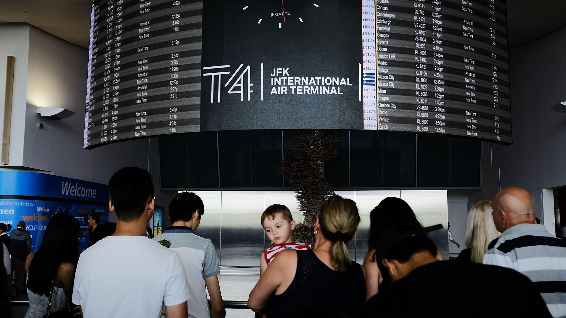 USA will Gesichtserkennung für alle Flugpassagiere