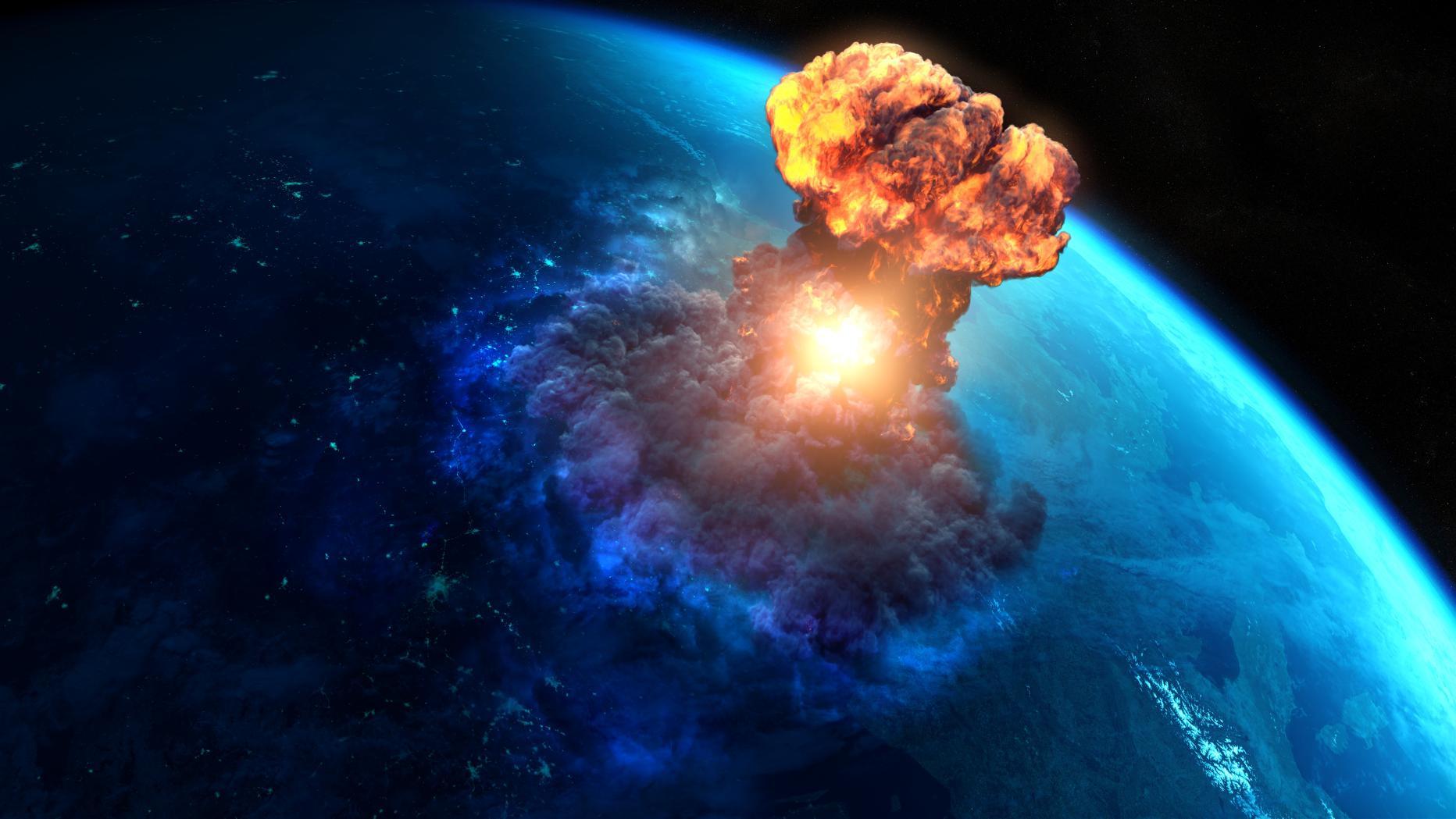 US-Vizepräsident schließt Atombombe im All nicht aus