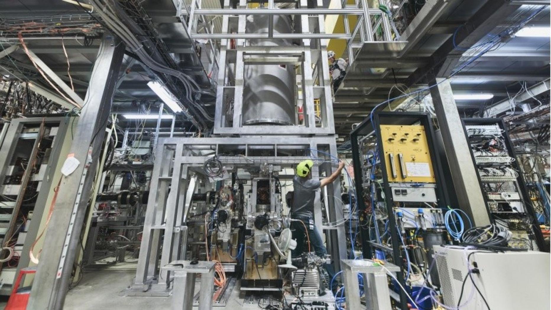 CERN nimmt Antimaterie unter die Lupe