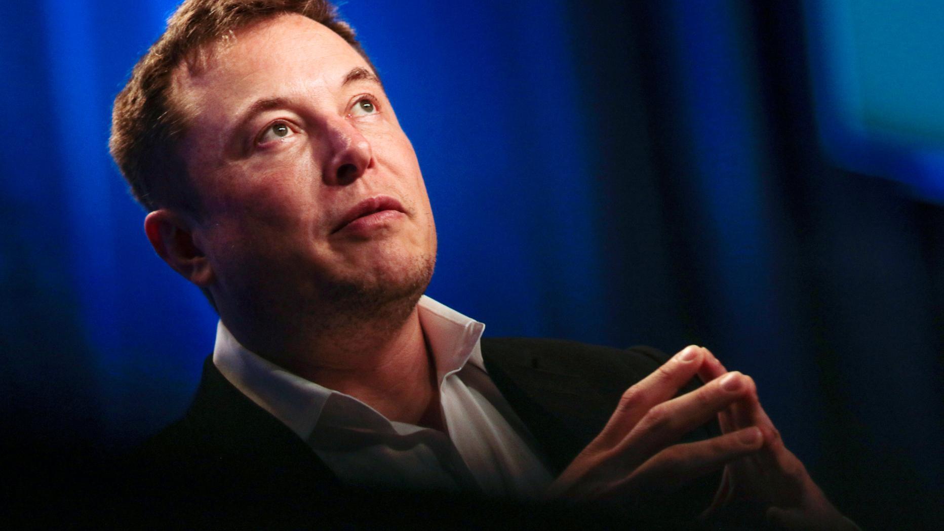 """Elon Musk: """"70-prozentige Chance, dass ich auf den Mars ziehe"""""""