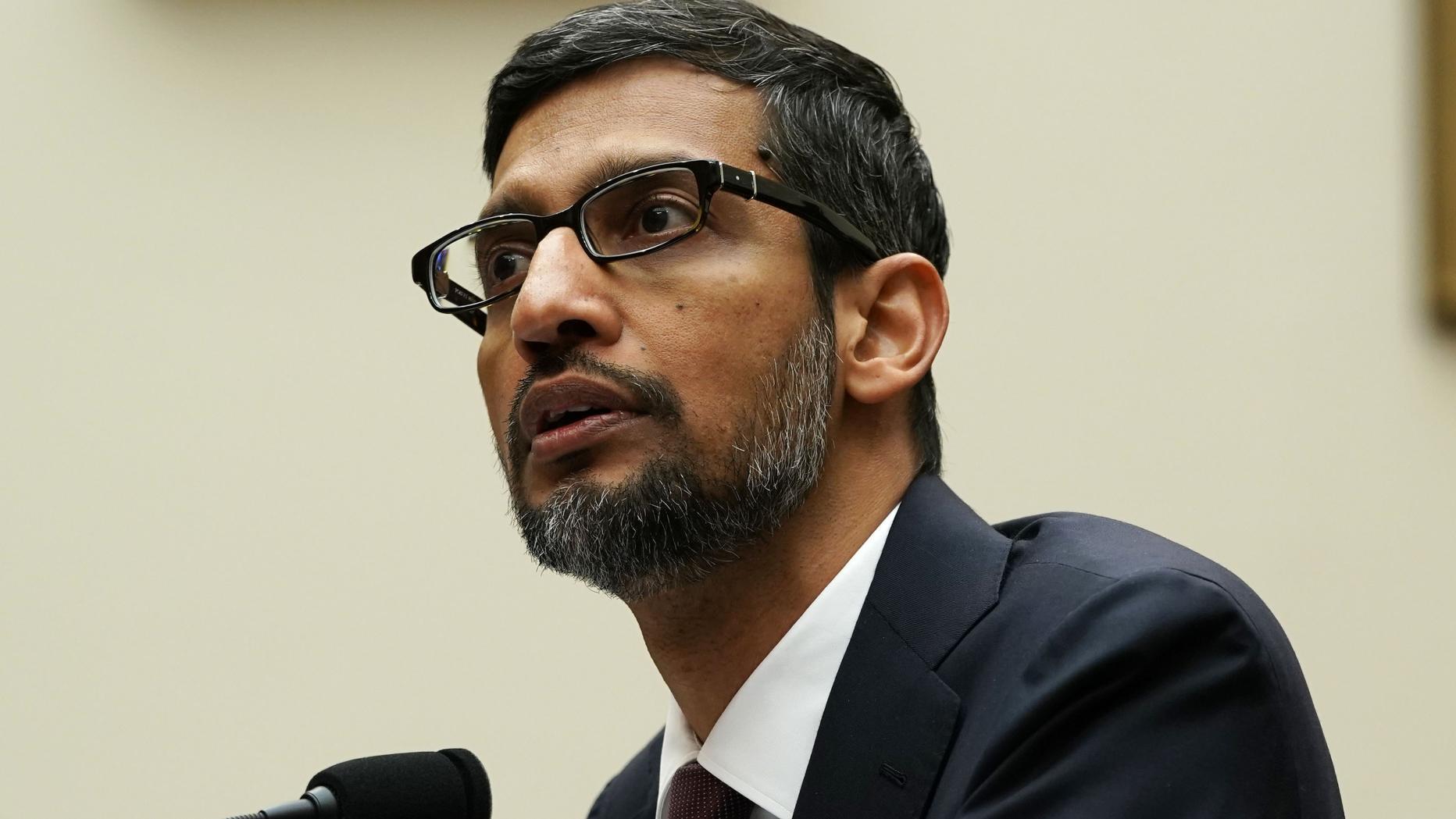 Sundar Pichai: Keine Google-Pläne für Expansion nach China