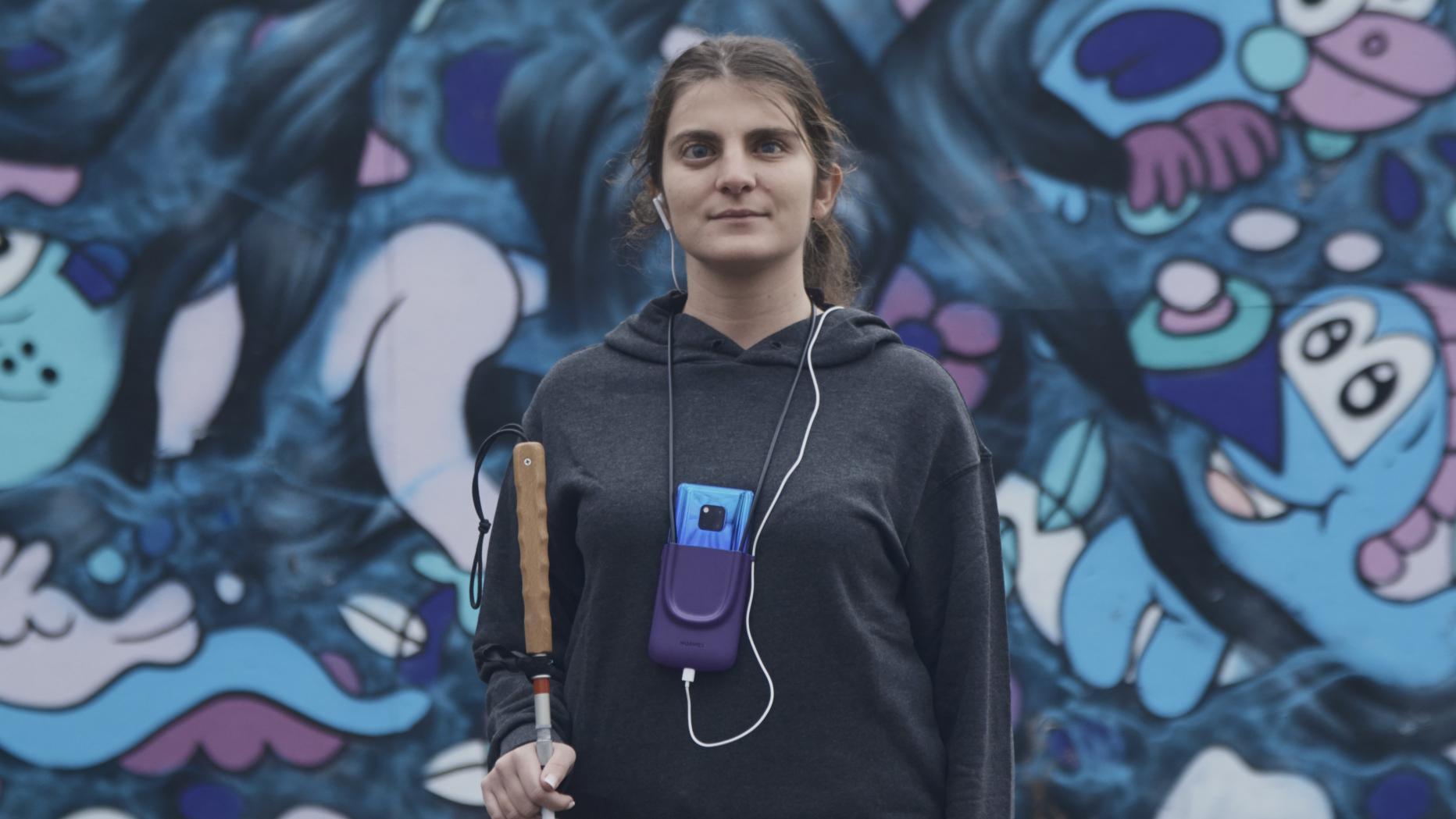 Handy-App lässt Sehbehinderte Emotionen erkennen