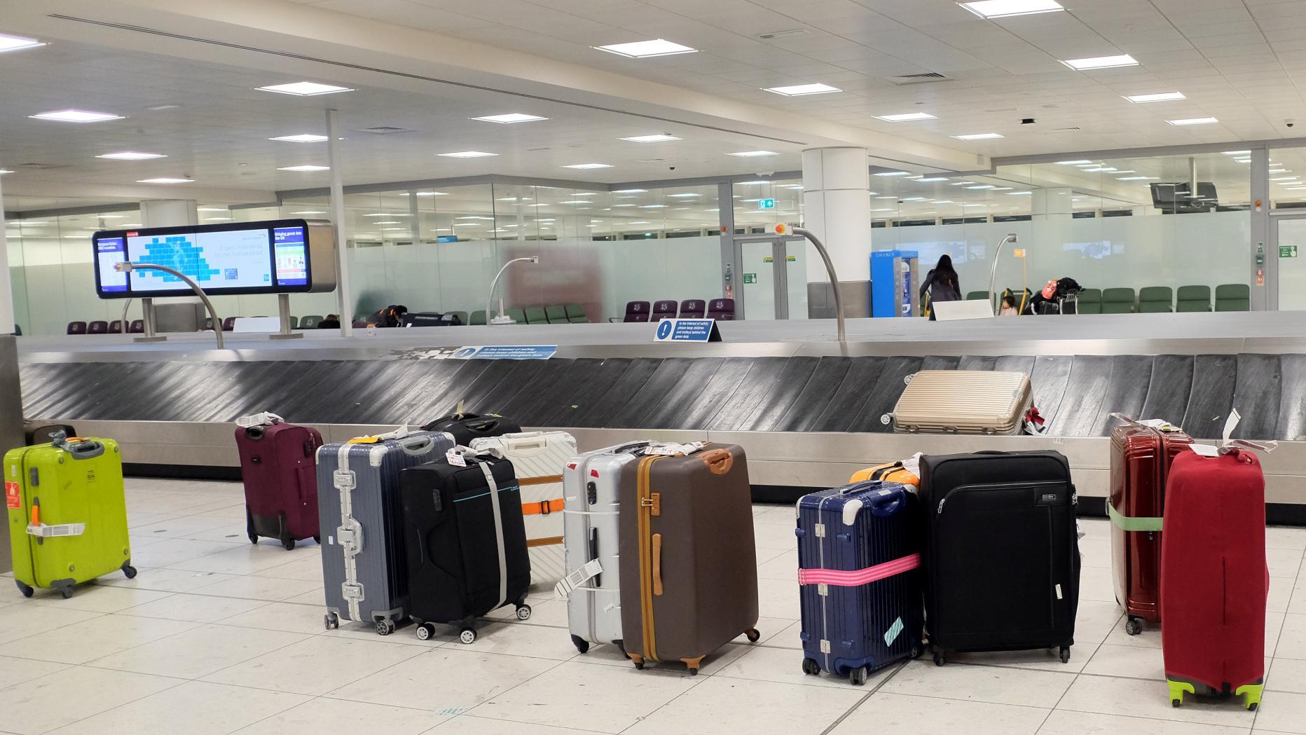 Airlines wollen Koffer flächendeckend mit RFID-Chips verfolgen