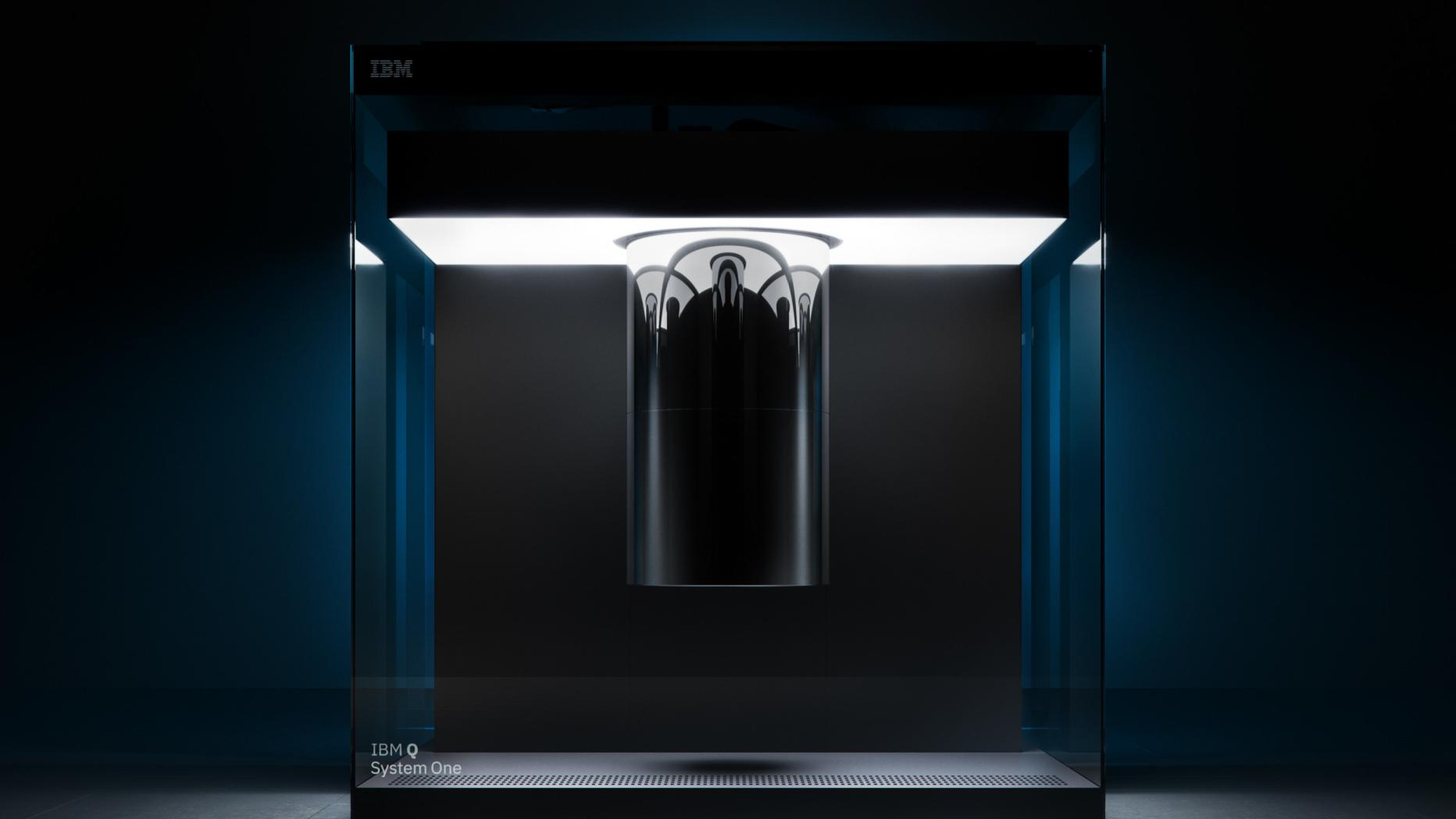 IBM stellt ersten kommerziellen Quantencomputer vor