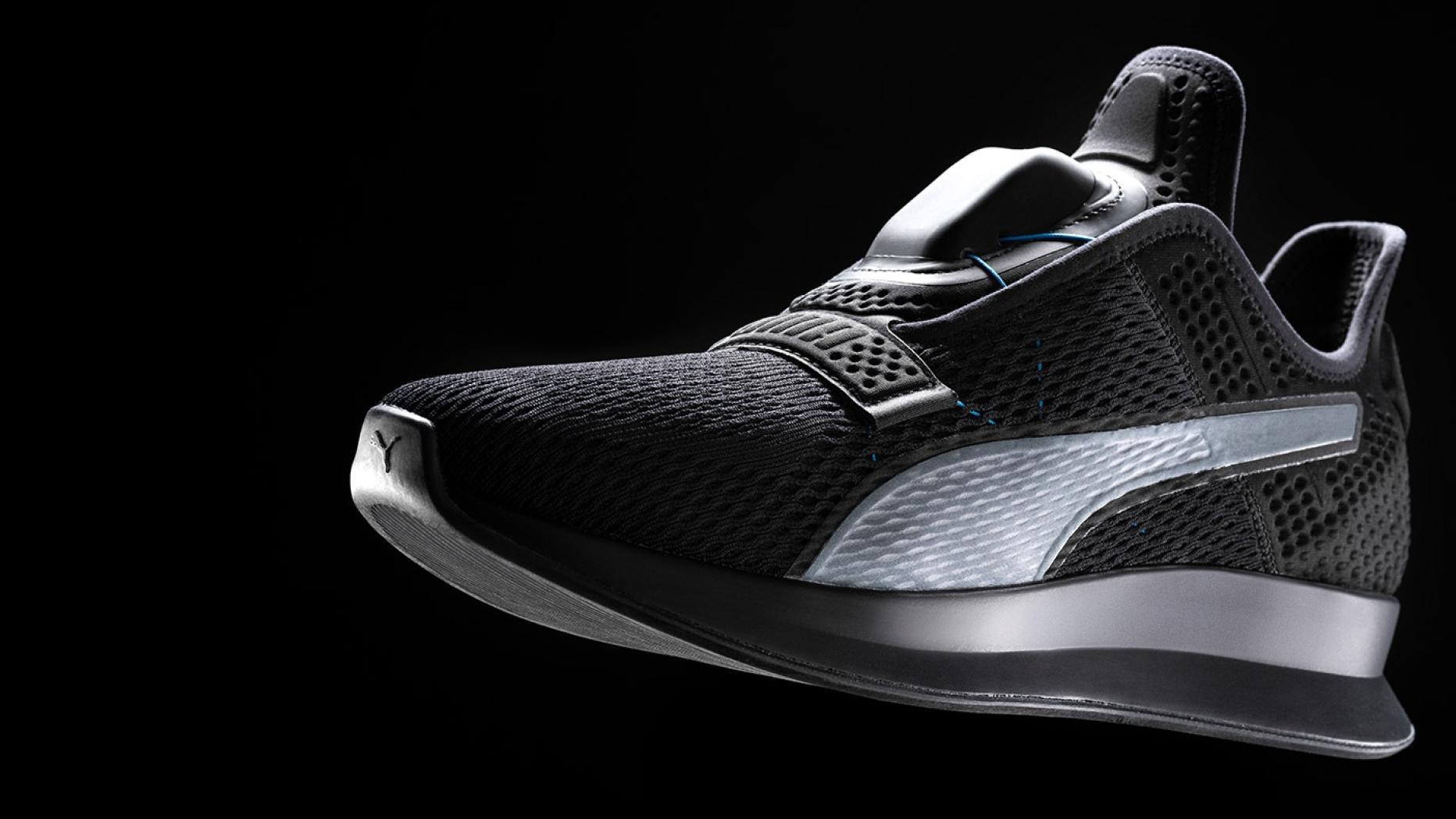 sucht seine Tester Schuhe Puma für selbstschnürenden 8mNn0w