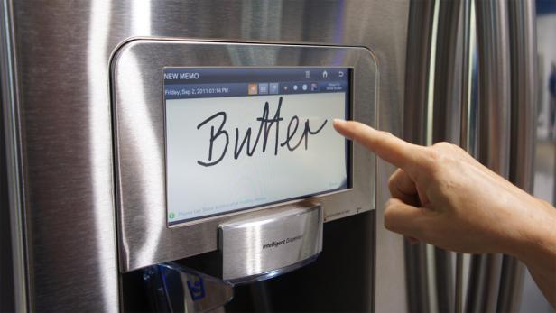 Wenn Der Kuhlschrank Butter Und Milch Bestellt Futurezone At