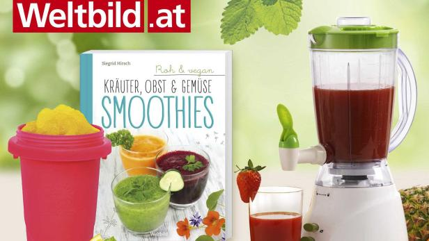 Sommerküche Quiz : Sommerküche: smoothie maker package gewinnen futurezone.at