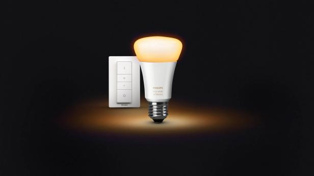 Philips Lampen Hue : Philips hue white ambiance lampe simuliert sonnenaufgang