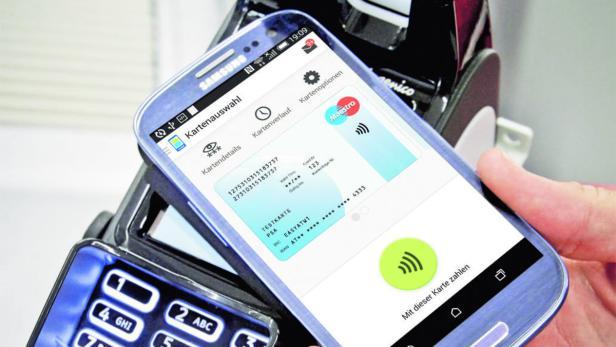 ab juni wird das handy zur bankomatkarte futurezone at  mopay ermoglicht das bezahlen physischer guter mit dem mobiltelefon #4