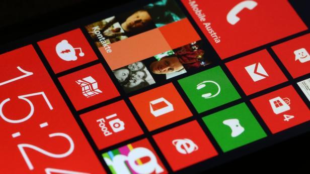 Windows Phone 8 Gelungene Alternative Zu Apple Futurezone At