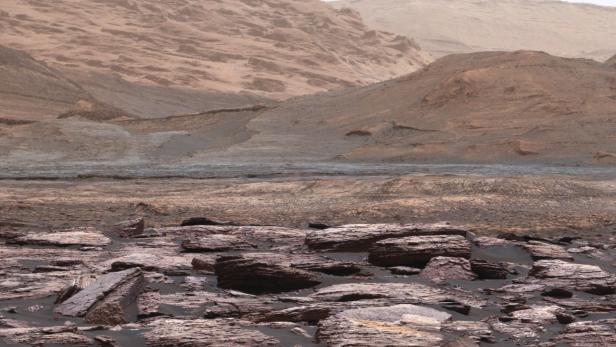 Mars Leben Möglich